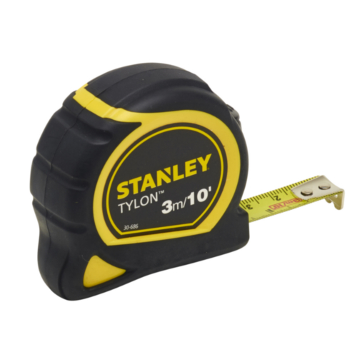 STAN MEASURING TAPE   T 0-30 686 3M/10FT
