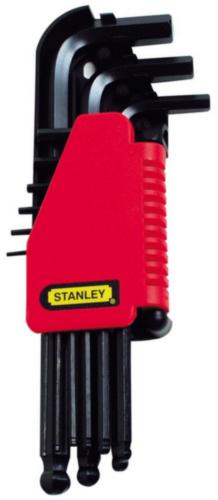 Stanley Conjuntos de chaves sextavadas 0-69-256 0-69-256 9PCS