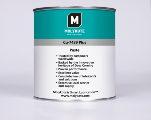 Molykote Smeermiddel Cu 7439 plus