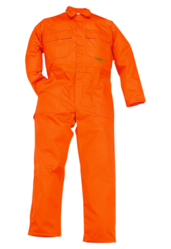Triffic Coverall Pyrovatex Overalls Orange 52