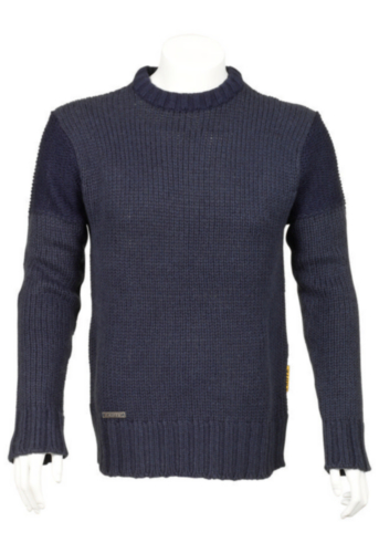 Triffic Sweater Switch Kereknyakú pulóver Dark petrol S