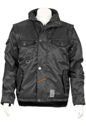 Triffic Combi jacket Titan Jackets Black M