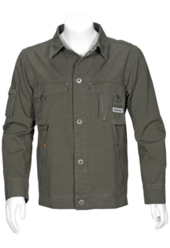 Triffic Combi jacket Storm Combi jackets Olive green 52