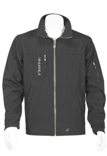 Triffic General work wears Solid Soft shell jacket Anthracite 3XL
