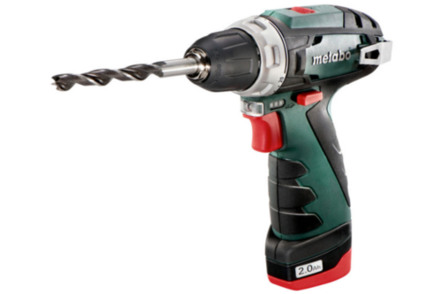 Metabo Cordless Taladro POWERMAXX BS