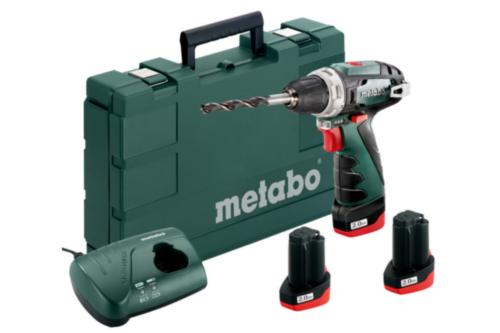 Metabo Cordless Drill driver POWERMAXXBSBASICSET