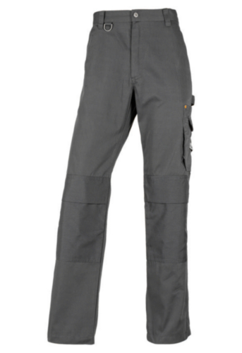 Triffic Trousers Solid Worker Anthracite 54