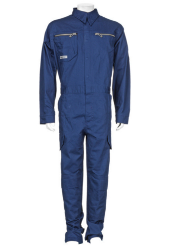 Triffic Coverall Solid Press stud overalls Navy blue 50