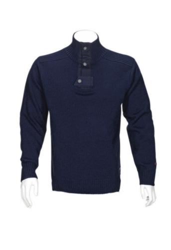 Triffic Sweater Storm Pulover marina Bleumarin închis/Bleumarin S