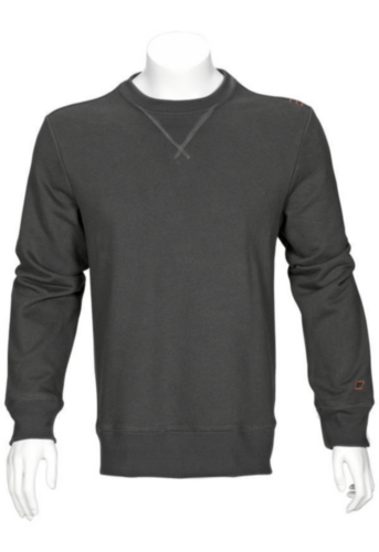 Triffic Sweater Ego Kereknyakú pulóver Antracit 4XL