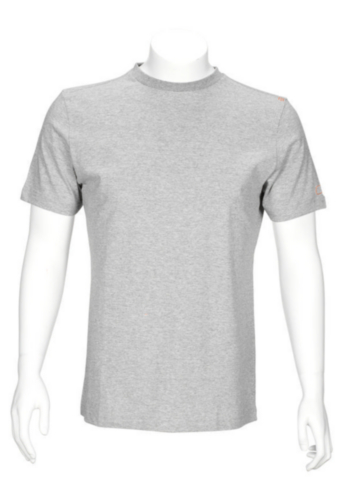 Triffic General work wears Ego T-shirt short sleeves gram:150 Grey melee XXL