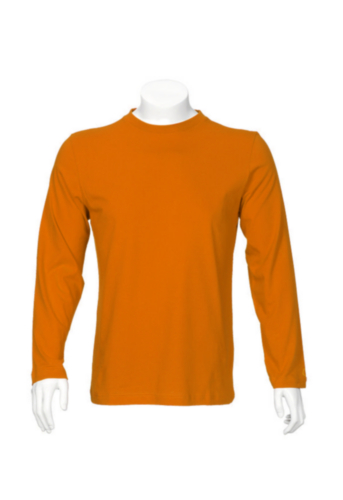 Triffic T-shirt Ego T-shirt long sleeves Orange 4XL