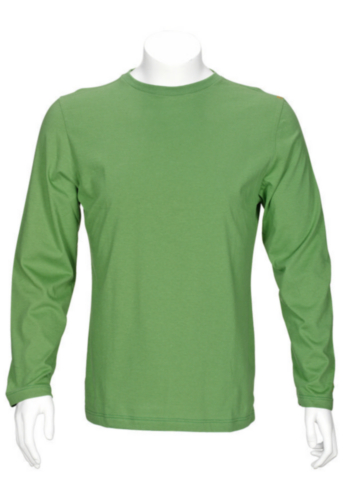 Triffic T-shirt Ego T-shirt long sleeves Apple green L