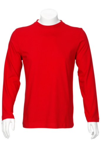 Triffic T-shirt Ego T-shirt long sleeves Red M