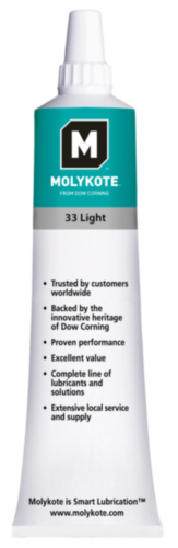 Molykote Graisse 33 Light 100 ml