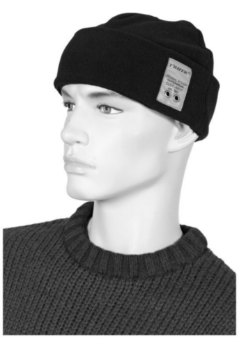 Triffic Hat Solid Hat Black ONE SIZE