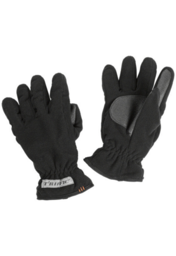 Triffic Gloves Solid Gloves Black ONE SIZE