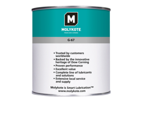 Molykote Lubrifiant en pâte G-67