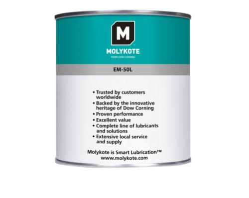 Molykote Lubricating grease EM-50L