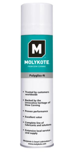 Molykote  <listsep/>Oliën  <listsep/>400 ml
