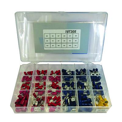 Fastener assortments kits & storage systems
