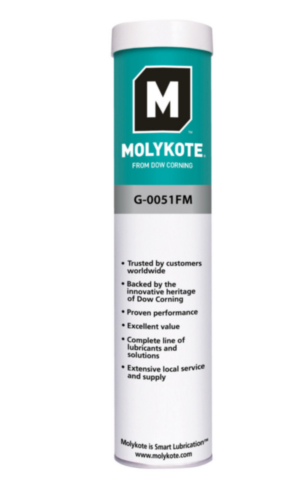 Molykote Siliconenvet G-0051 380 ml