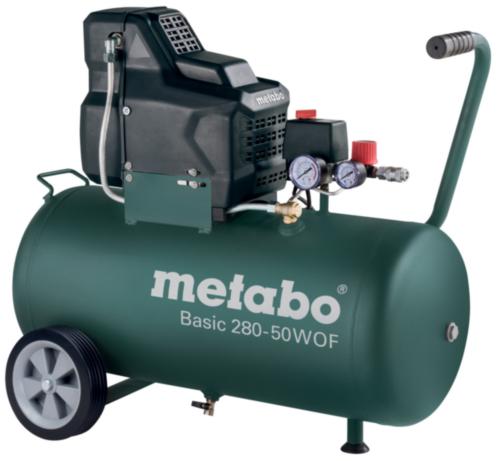 Metabo Olievrije compressoren BASIC 280-50 W OF
