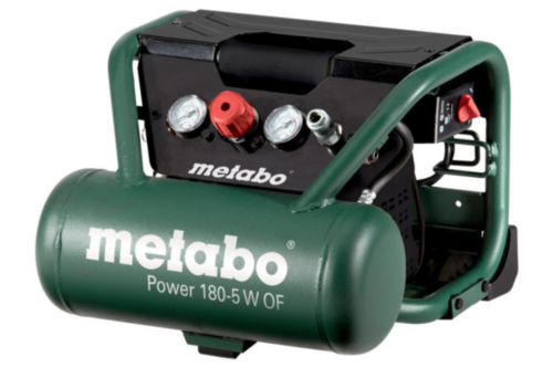 Metabo Mobile piston compressors POWER 180-5 W OF
