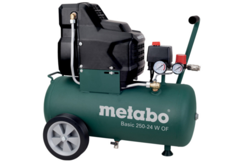 Metabo Mobile piston compressors BASIC 250-24 W OF