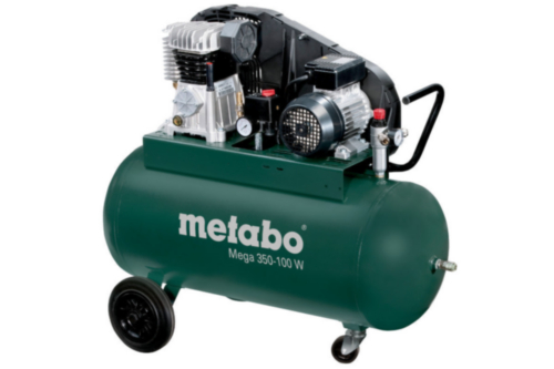 Metabo Mobile piston compressors MEGA 350-100 W