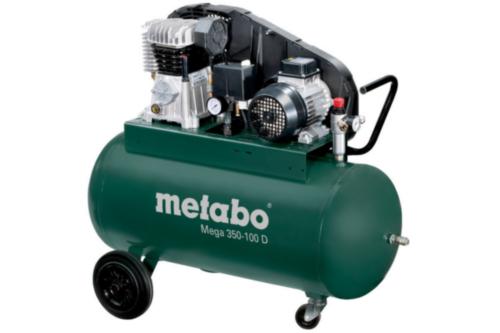 Metabo Mobiele zuigercompressoren MEGA 350-100 D