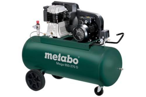 Metabo Mobiele zuigercompressoren MEGA 650-270 D