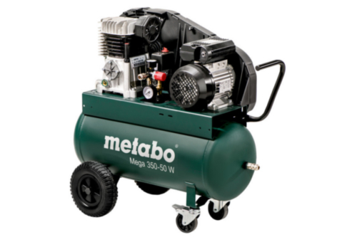 Metabo Mobile piston compressors MEGA 350-50 W