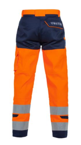 Hydrowear Trousers Melrose Orange/Navy blue 50