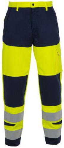 Hydrowear Trousers Mendoza Yellow/Navy blue 60