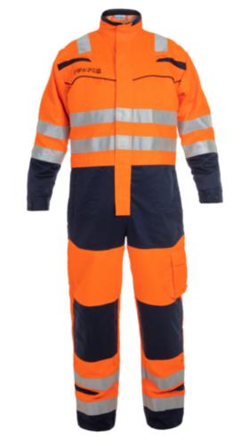 Hydrowear Combinaison Minto Orange/Bleu marine 44
