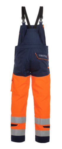 Hydrowear Coverall Milos Orange/Navy blue 54