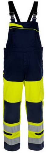 Hydrowear Coverall Mol Yellow/Navy blue 52