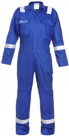 Hydrowear Coverall Mierlo Offshore Coveral Royal blue 48