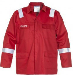 Hydrowear Combi jacket Melk Offshore Jacket Red 58