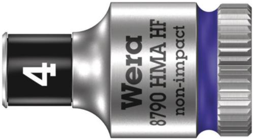 Wera Llaves de vaso 8790 HMA HF 4.0X23
