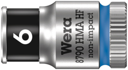 Wera Llaves de vaso 8790 HMA HF 6.0X23