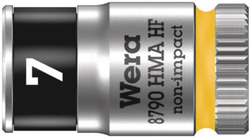 Wera Llaves de vaso 8790 HMA HF 7.0X23