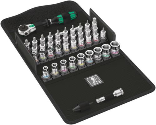 Wera Socket sets 8100 SA All-In SA ALL-IN METRIC