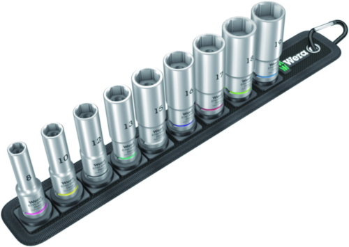 Wera Socket sets Belt B Deep 1 BELT B DEEP 1