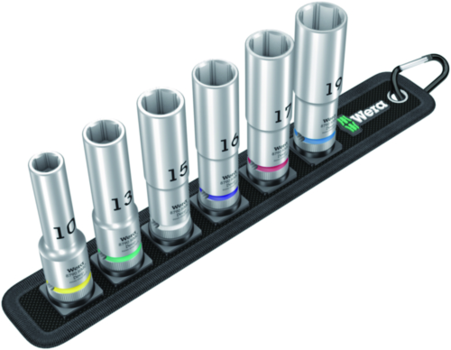 Wera Socket sets Belt C Deep 1 BELT C DEEP 1