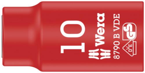 Wera Llaves de vaso 8790 B VDE 10X46