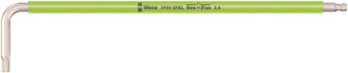 Wera Hexagon key sets 3950 SPKL Multicolour 2,5X112