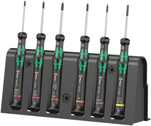 Wera Screwdriver sets 2050/6 SET