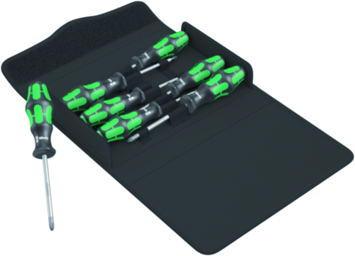 Wera Screwdriver sets 300/7 SET 1